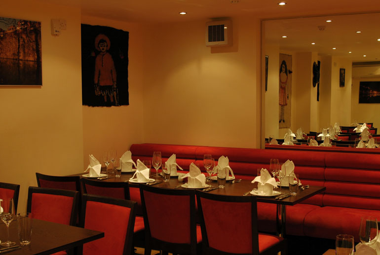 Georgian Restaurant in London - Tamada Private functions room